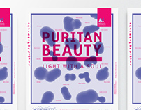 Puritan Beauty - visuals