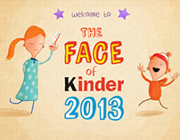 Face of Kinder 2013