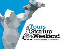 Brand Identity for Startup Tours