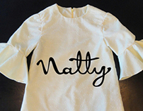Natty - children's retro inspired fashion brand