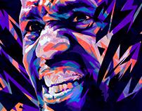 NBA portraits V2