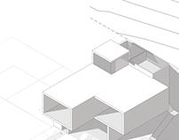 Family habitation in urban settlement