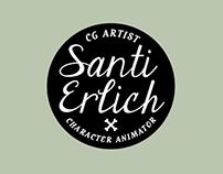 Santi Erlich Logo_ in progress