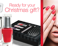 Nail Polish Brand • Gift collection + Ad