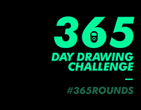 #365 Rounds - Daily drawing challenge 2013