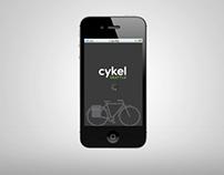 Cykel Seattle App - Promo 2