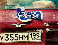 Adv DIADORA Generation 2.0 fall/winter 2013 MOSCOW