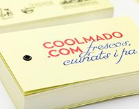 Naming, corporate image and web   Coolmado