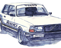 Volvo 242 Turbo