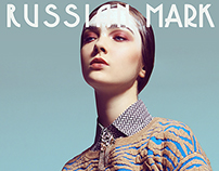 RUSSIAN MARK/fashion editorial