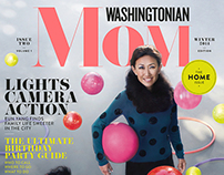 Washingtonian MOM: Eun Yang