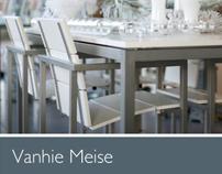 Vanhie website
