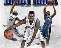 Duke Men's Basketball (Magazine Cover)