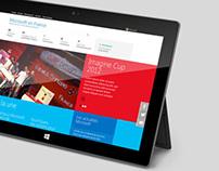Microsoft en France