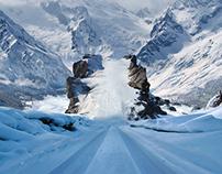BBC Winter Olympics – Nature