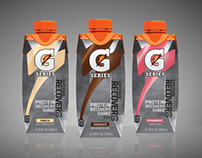 G Series Recover Shakes