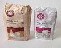 Doves Farm Organic Flour Packets