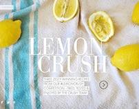 Lemon Crush  |  Crush Online Magazine 37