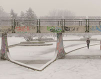 Un parco in periferia