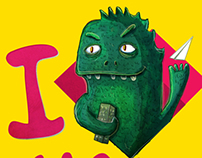 I Godzilla You