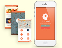 """""""PLACEAT"""" Food/Culinary Mobile App"""