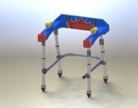 Spastic Diplegia Gait Trainer