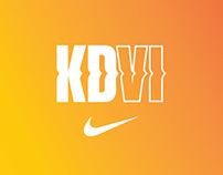 NIKE KEVIN DURANT VI SUMMER CAMPAIGN
