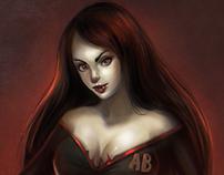Fantasy Illustration 2013