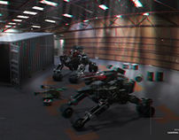 Strider: Autonomous Weapons Platform