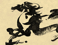Horse 2014 (马到功成)