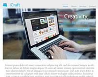 iCraft - Web Design inspiration
