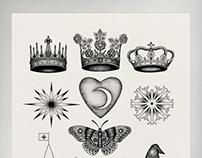 Astrology Print