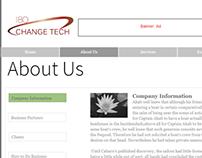 180 Change Tech IA, Wireframe & Prototype
