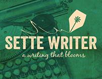 SetteWriter