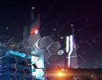 Nanogrid template