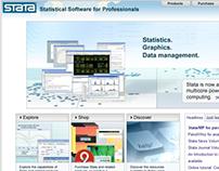 Stata Website: Drafts