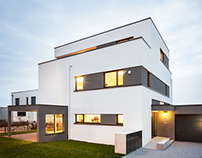 Wohnhaus Frankfurt / Main