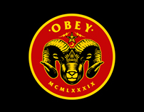 OBEY CLOTHING SPRING '14