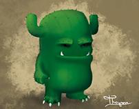 Ilustração - Aminal Cacto