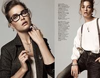 Maschile Delux for F Magazine Italia