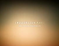 Couleurs sur Paris - Trailer
