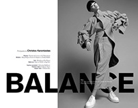 BALANCE@STYLE ZEITGEIST MAGAZINE volume5