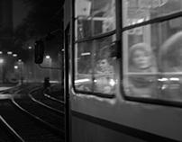 Budapest January