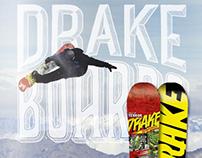 work: DRAKE SNOWBOARDS 2014/2015