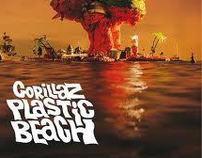 Gorillaz Plastic Beach