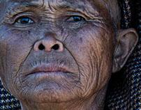 Pa Loung Old Lady
