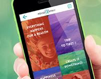Pocket Karma Mobile App UI