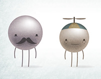 Microsoft Characters