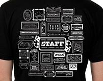 Unique Programs Staff Shirt
