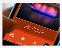 JBL Retail Interface Design